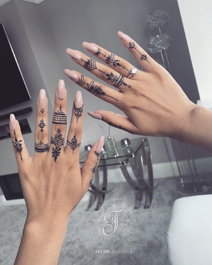Le henné noir peut entraîner des réactions allergiques. C'est également illégal.   – Tattoos