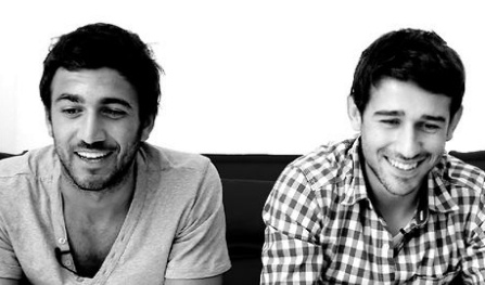 Mikael Outmezguine & Cyril Paglino from Wizee, based in France. Their mission is to help connect artists and brands through, what they call 'celebrity digital marketing'. #entrepreneurs via MyLife.com
