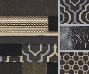 Fabric Inspiration By Candice Olson | Candice Olson By Highland House