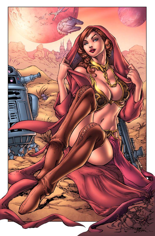 Jabba The Hutt Fucks Princess Leia Amazing slave leia inkdevgear and paolo pantalenaheagsta