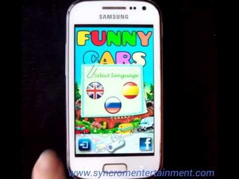 Funny Cars. SYNCROM ENTERTAINMENT - Aplicaciones de Android en Google Play