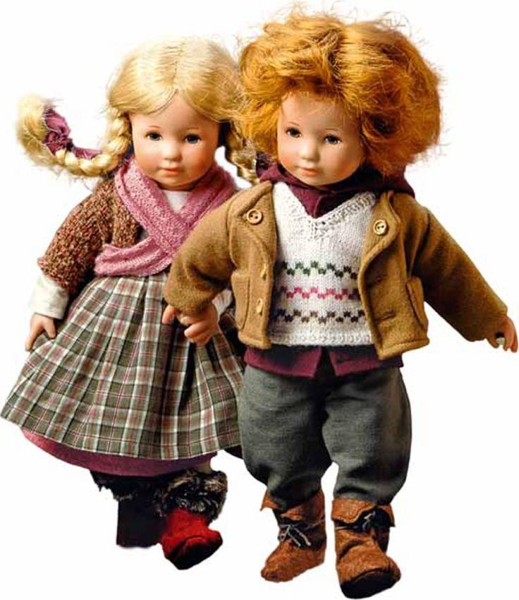 Käthe Kruse Puppe Glückskind Gretel 42597 bei Papiton bestellen.