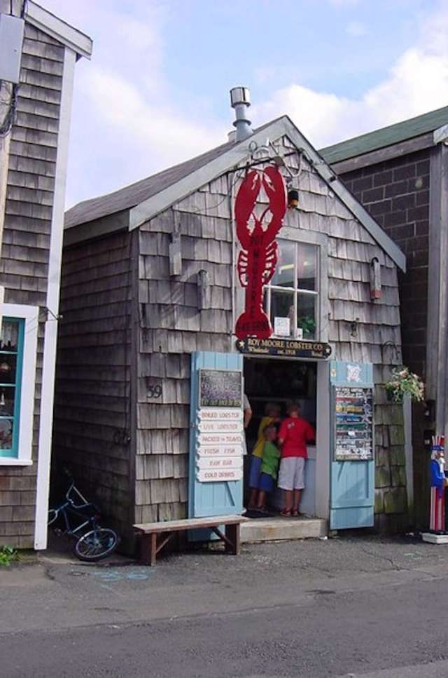 Stuff your face at the five best lobster shacks in Maine