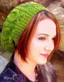 czapka - beret