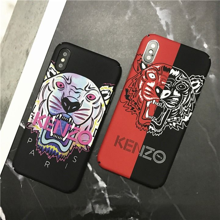 1d77a4c71c iphonex ケース KENZO ペア用 ケンゾー iphone8PLUS iphone8 ケース ...