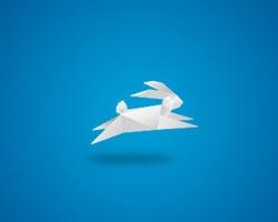 30 Clever Origami Logos – Tribute to Akira Yoshizawa