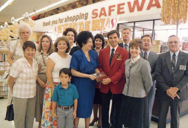 South Belt Houston Digital History Archive: The Return of Safeway 1988