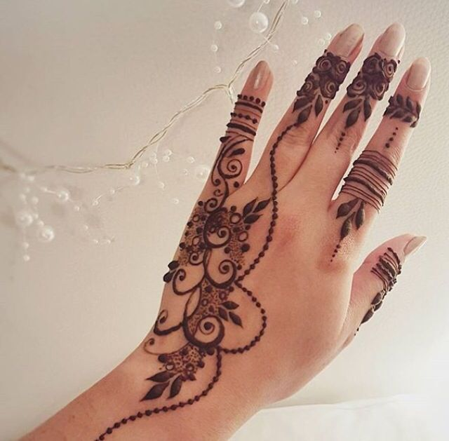 Collection of thousands of Free Mehndi Design for Hand from all over the world.
