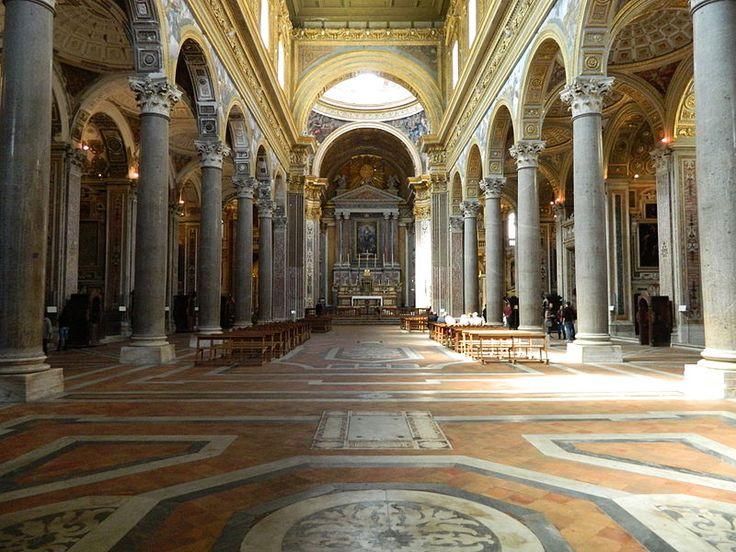 """La """"Chiesa dei Girolamini di Napoli!!! (Napoli)"""