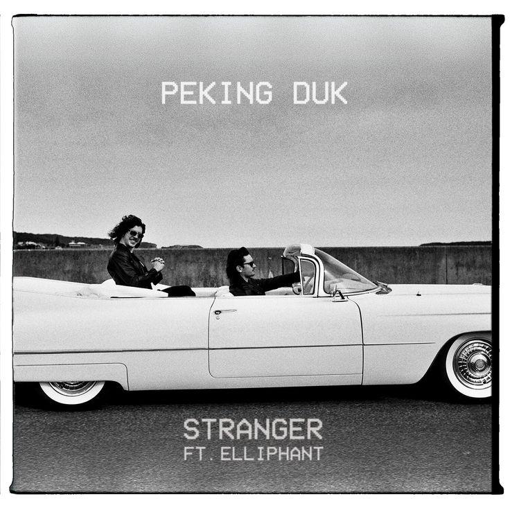 """#housemusic Stranger: Australian superstars Peking Duk, released their latest single, """"Stranger"""", featuring Elliphant, on October 21st via…"""