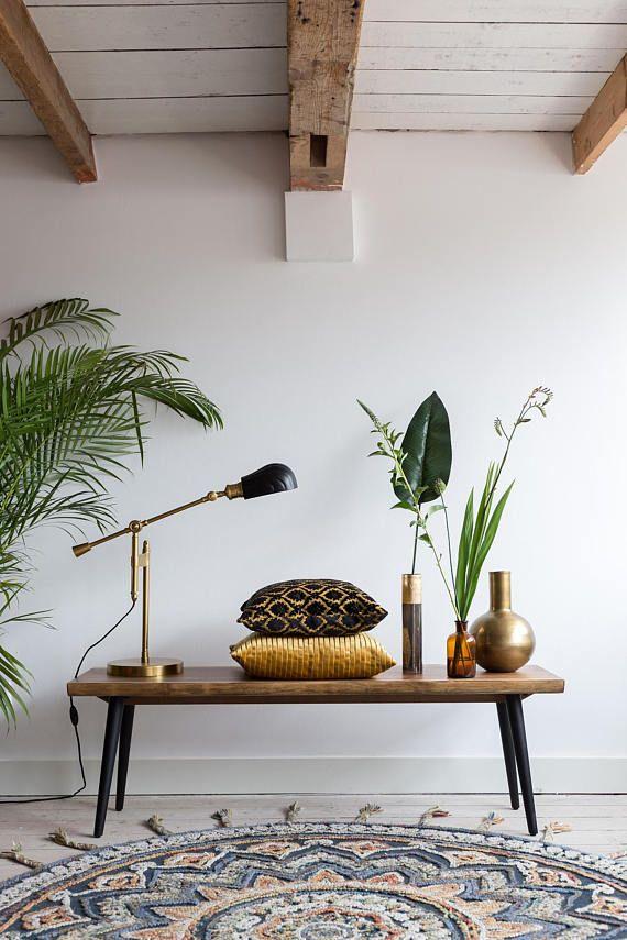 Alagón Bank - Plants - Interieur - Wood bank