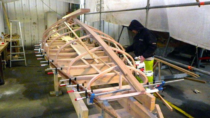 Construction de Tadorna