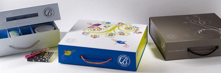 Foldabox - Custom Gift Boxes. The Caring Gift Box.