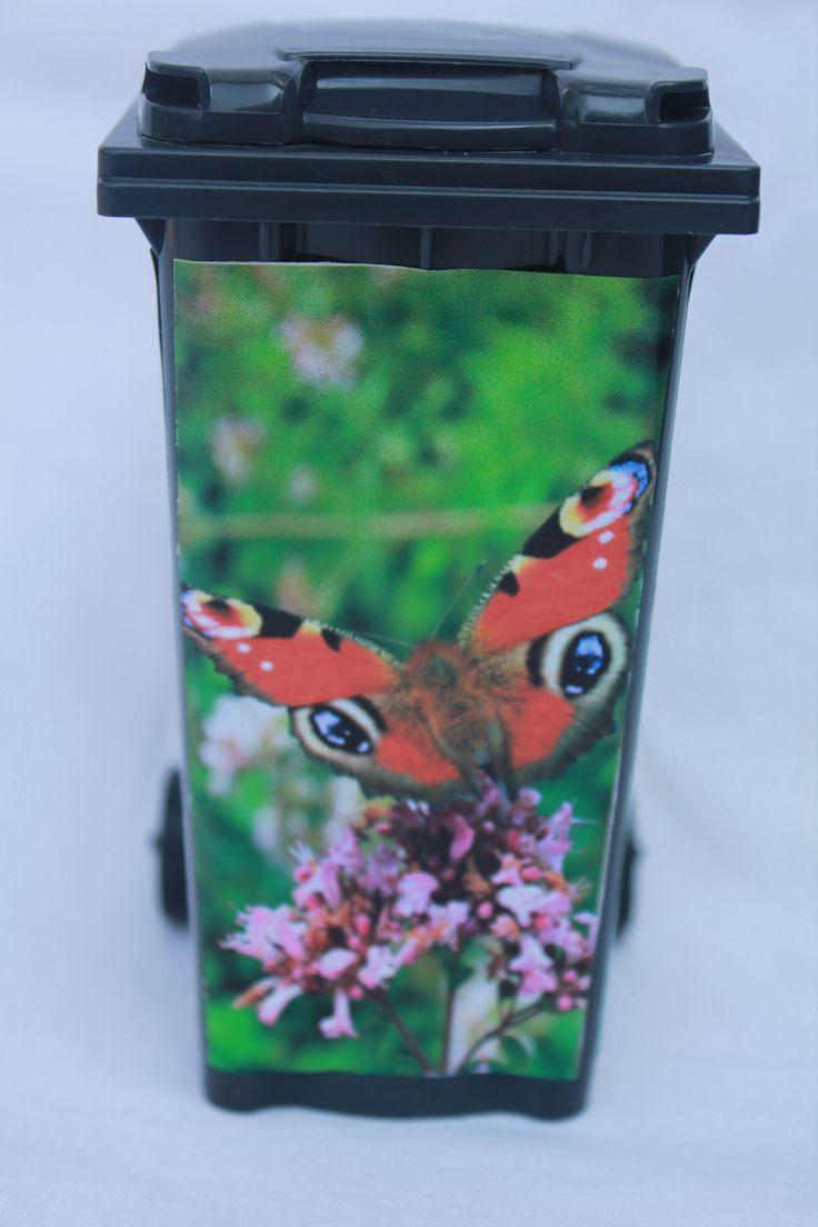 Butterfly bins !