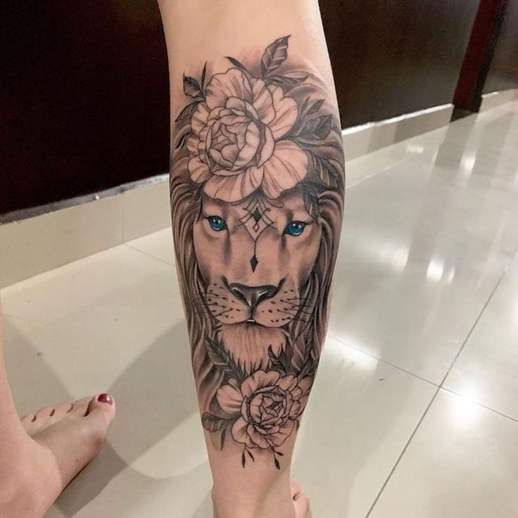 Image in Tatoo 🎨 collection by Zoé on We Heart It | Feminine tattoos, Inspirational tattoos, Leg tattoos
