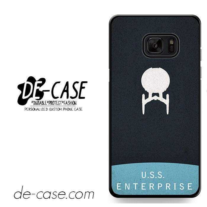 Star Trek Enterprise DEAL-9937 Samsung Phonecase Cover For Samsung Galaxy Note 7