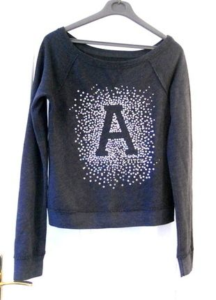 À vendre sur #vintedfrance ! http://www.vinted.fr/mode-femmes/pull-overs/22308794-pull-sweat-shirt-abercombiefish-ts