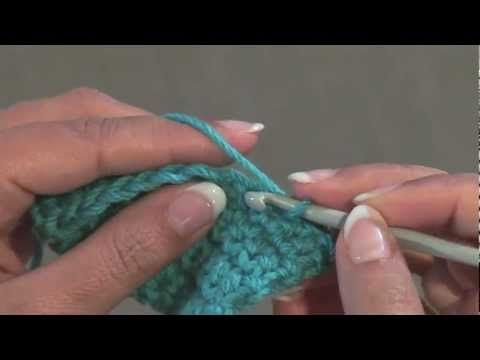 Cours de Crochet n°2 - Les points de base - YouTube