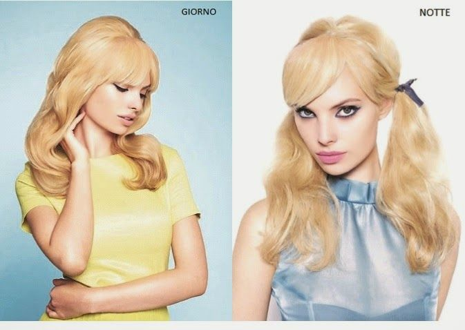 Fashionista Smile: Schwarzkopf: Style-Tec Collection - Taglio e Colore Capelli Donna