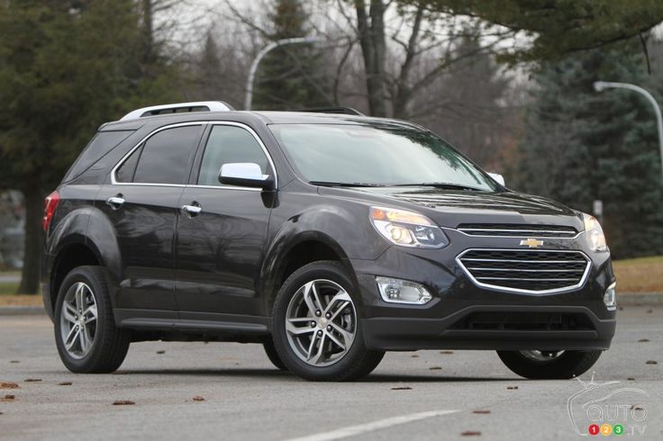 2016 #Chevrolet #Equinox #LTZ  See all our #pictures