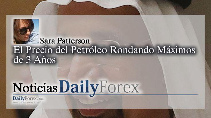 El+Precio+del+Petróleo+Rondando+Máximos+de+3+Años