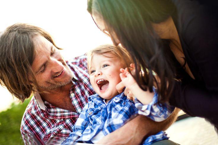 Dziecko, które przebywa w towarzystwie rozluźnionego dorosłego, nie jest w stanie być niegrzeczne