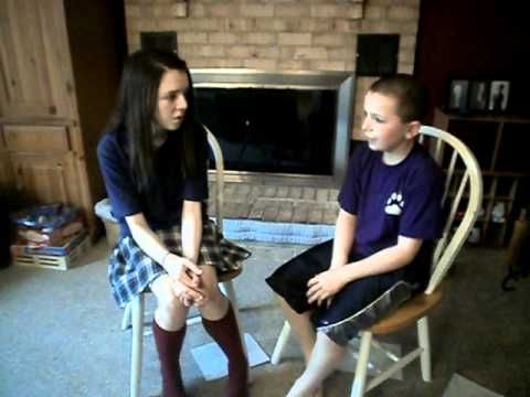cancer video: interview with joey - WATCH THE VIDEO.    *** joey cancer diagnosis ***   joey donnelly was diagnosed with Acute Lymphoblastic Leukemia at the age of 2. in this video, we are interviewing joey and his older sister katie. Video credits to the YouTube channel owner
