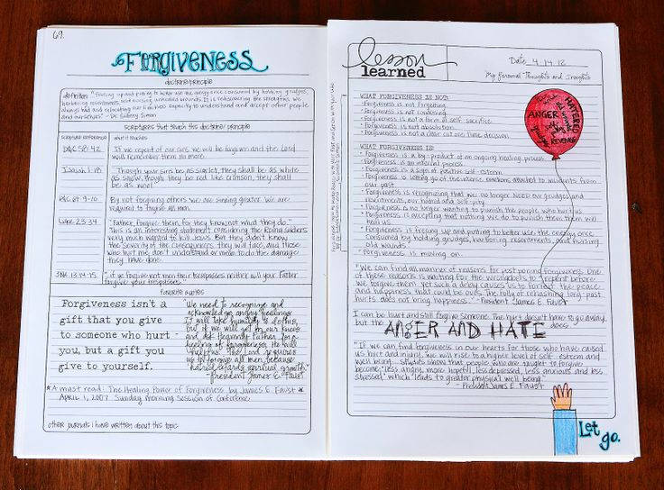 One of a Kind: Journaling Templates