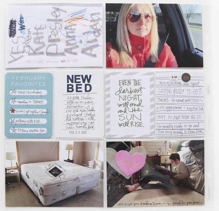 Ali Edwards | Blog: Project Life® 2015 | Week Eight