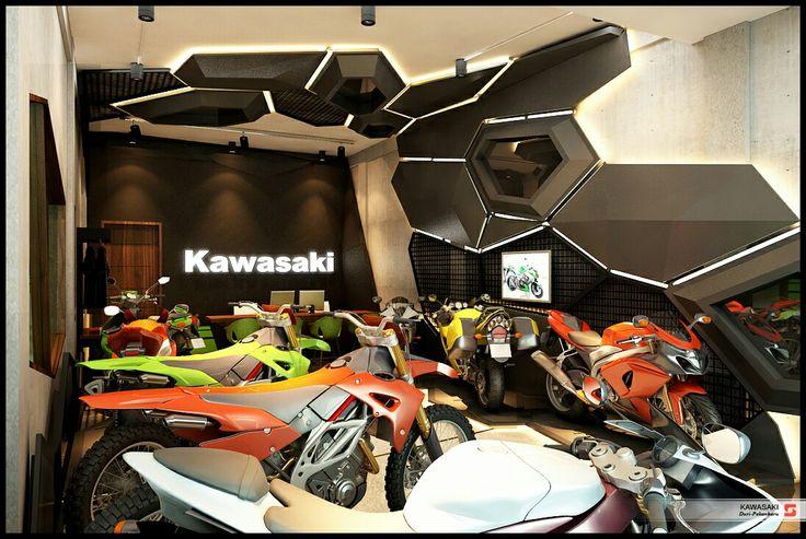 Kawasaki Gallery Duri, Pekan Baru