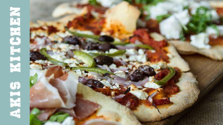 Pizza   Akis Kitchen