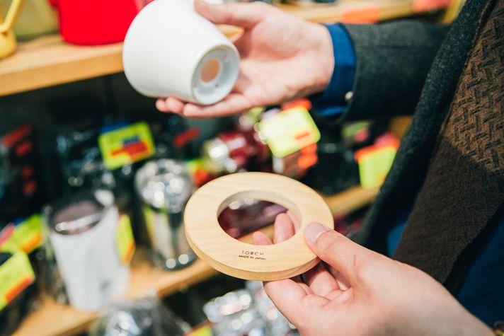トーチ マウンテンドリッパー | 5 Unique Japanese Coffee Equipment 〜 日本製の素晴らしいコーヒー器具5選