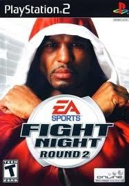 Fight Night Round 2 - PS2 Game