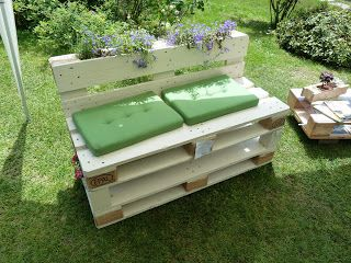 21 best images about riciclo on pinterest corks search for Panca pallets