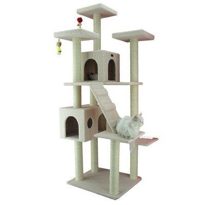 Cat Tree Condo Classic Posts Scratcher Cats Climbing Towers Furniture Kitty SALE ** To view further, visit now : Cat Tree and Tower