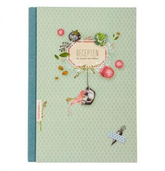 #pimpelmees #stationery #receptenboek