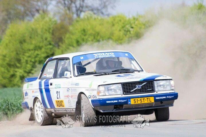 Volvo 240 turbo gr.a rally
