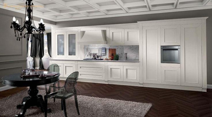 Кухня модульная, код Melograno Classic-4 фабрики Composit производства Италия. Тел. (044) 253-14-98