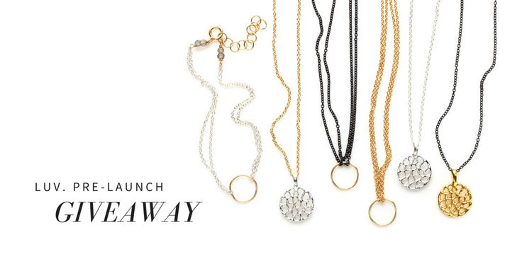 In celebration of the countdown to our Summer launch we are giving everyone a $10 giftcard, the chance to win a year's worth of gifts for you (and a friend) and a chance at getting exclusive pre-launch shopping access.   Click to enter! #giveaway #contest #prize #promo