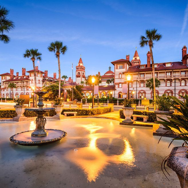 St. Augustine, Florida | 27 Underrated U.S. Vacation Spots You Should Visit Before You Die