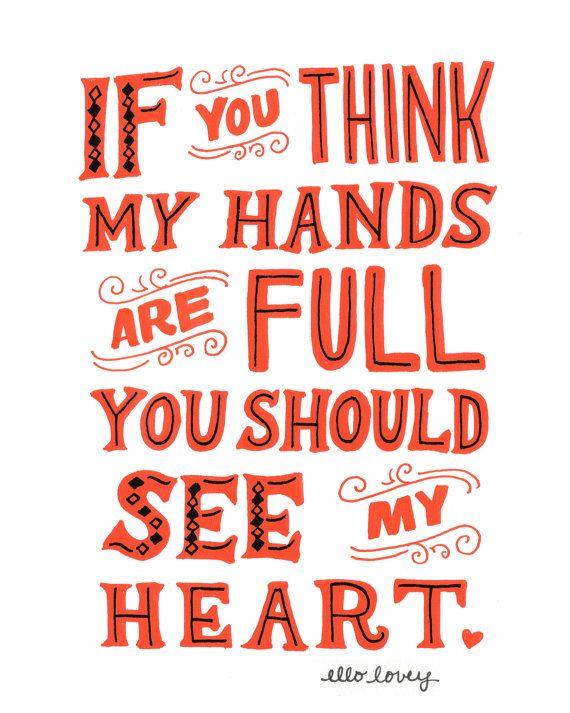 full heart