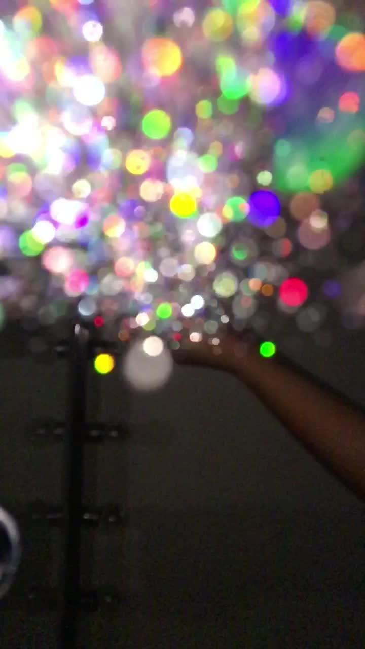 Aesthetic Glitter Holo Foryou Foryoupage Tiktok Slowmo
