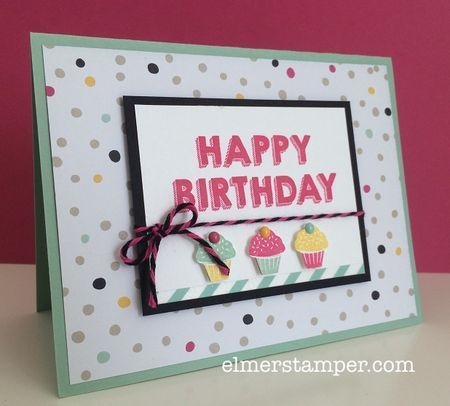 188 best stampin up birthday cards images on pinterest i may have gotten carried away birthday partieskids birthday cardsbirthday bookmarktalkfo Images