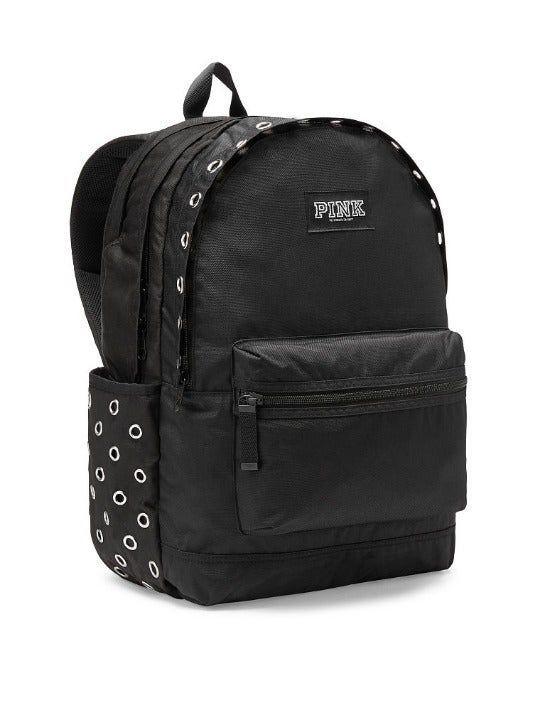 Black Sand Victorias Secret Pink Collegiate Backpack
