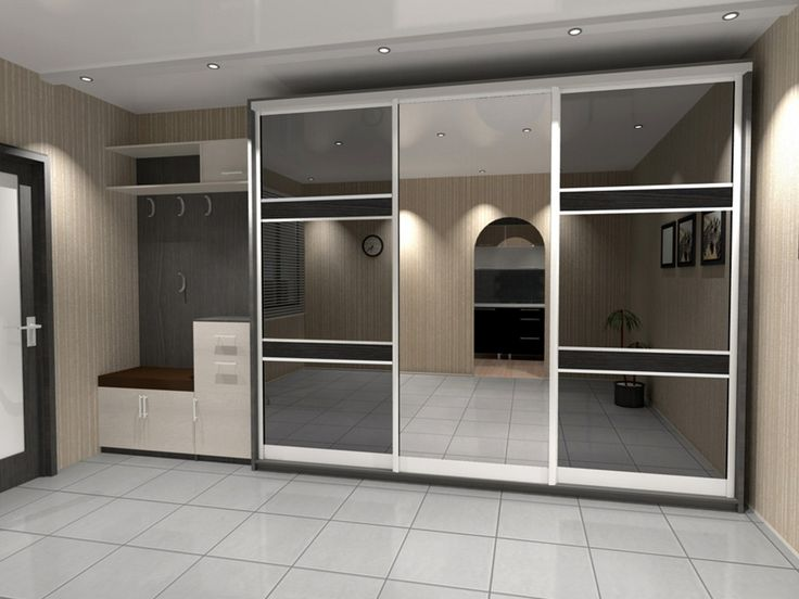 Дизайн шкафов купе для прихожей фото