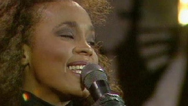 American singer and actress Whitney Houston has died in Los Angeles at the age of 48.