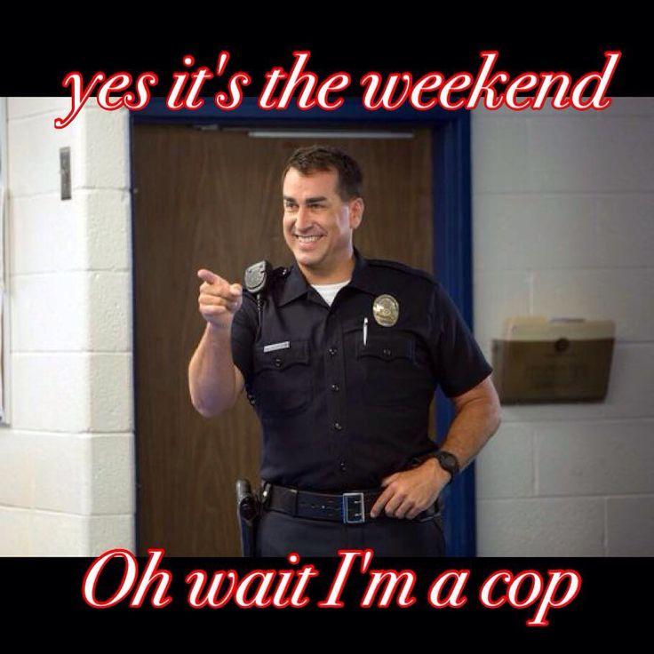 Jokes about Policemen
