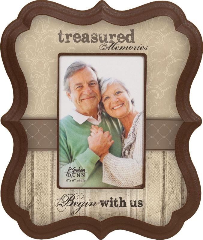 treasured memories photo frame 2300