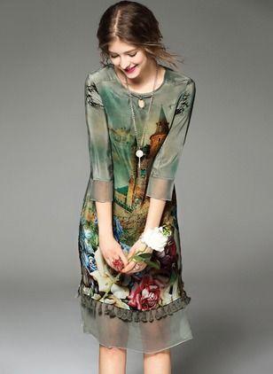 8ec9ccde8264 Nejnovější módní trendy pro dámské Šaty. Nakupujte online pro módní dámské  Šaty ve Floryday - váš oblíbený obchod ve stylu high street.
