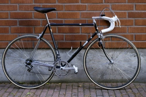 Cinelli Steel Frame Road Bike